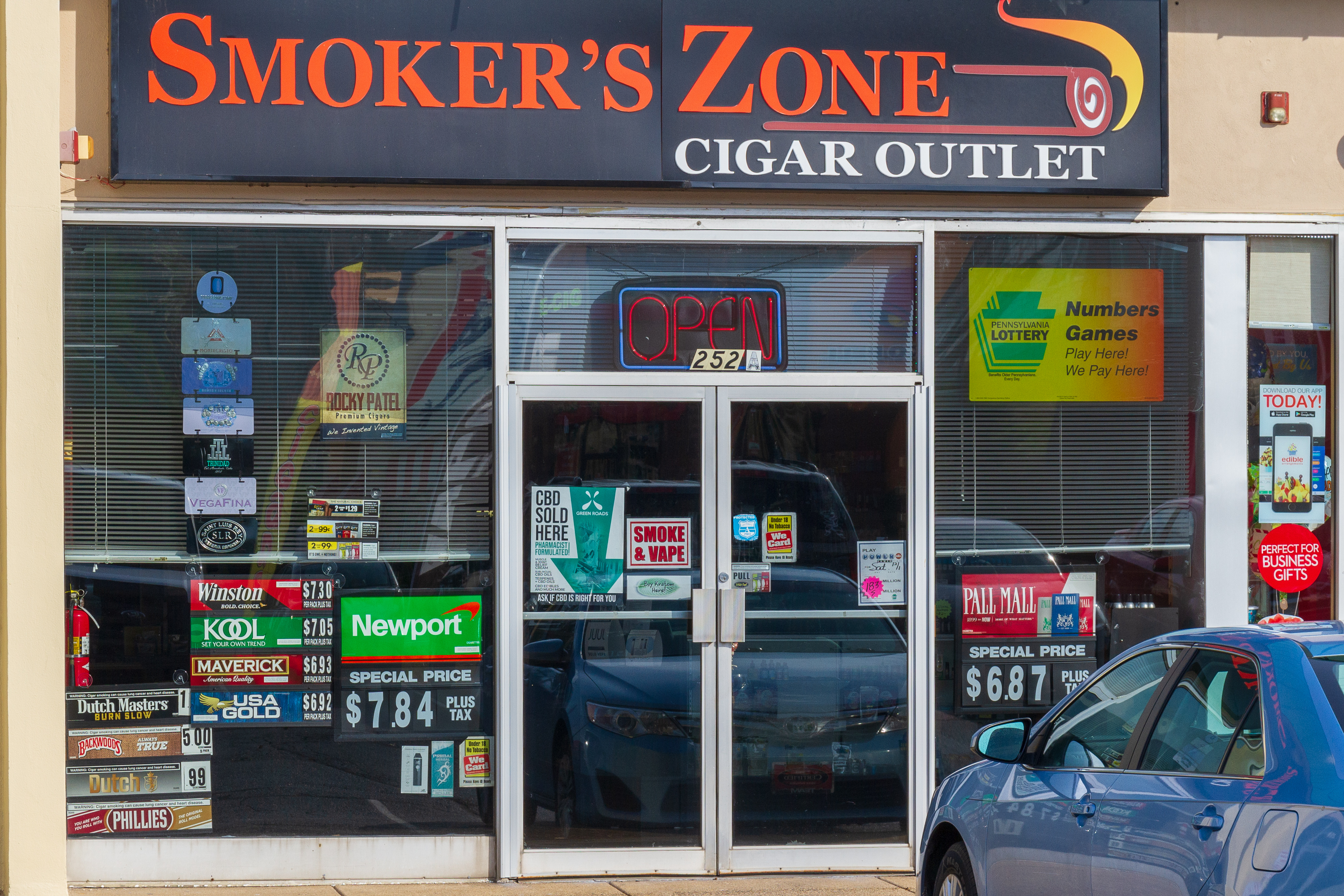 Smoker's Zone Premium Cigars Tobacco_0085