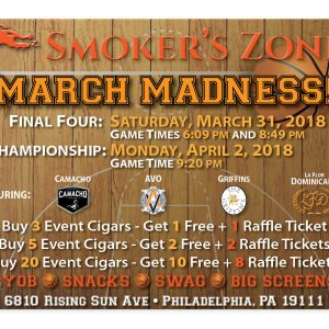 2018-03 March Madness